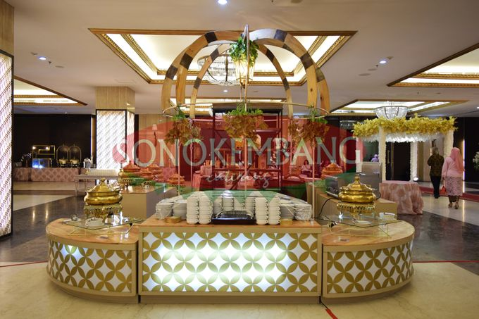 Wedding of Resti & Agit by Sonokembang Catering - 001