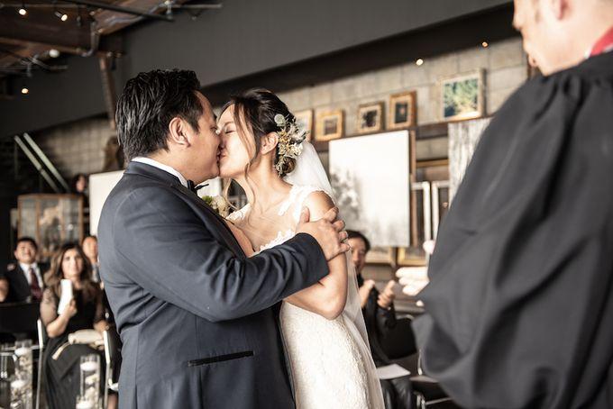 Niseko Wedding in winter by LANDRESS WEDDING - 003