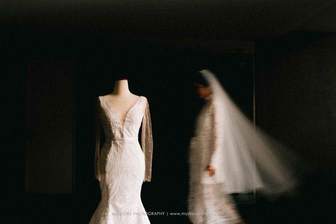 Wedding - Ricky Marlene by Malaka Hotel Bandung - 010