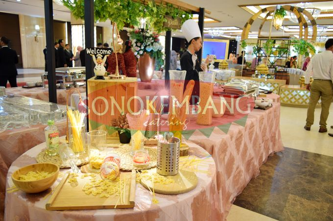 Wedding of Resti & Agit by Sonokembang Catering - 003