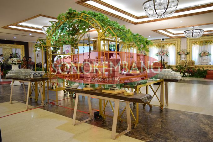 Wedding of Resti & Agit by Sonokembang Catering - 005