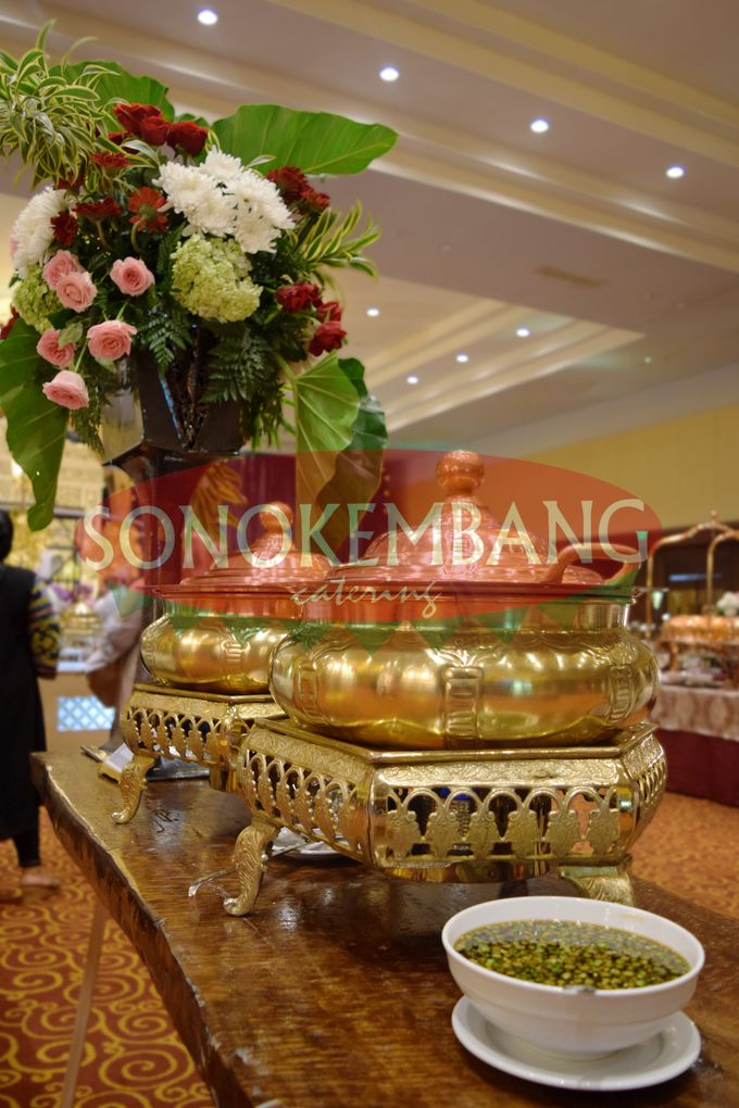 Wedding Tyas & Toni by Sonokembang Catering - 005