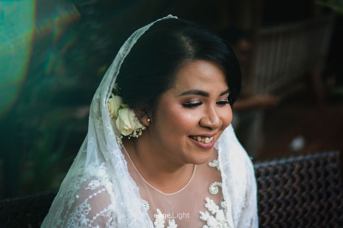 The Wedding of Ririn & Rizky by EdgeLight Production - 006