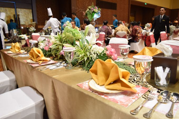 Wedding of Tamy & Akmal by Sonokembang Catering - 009