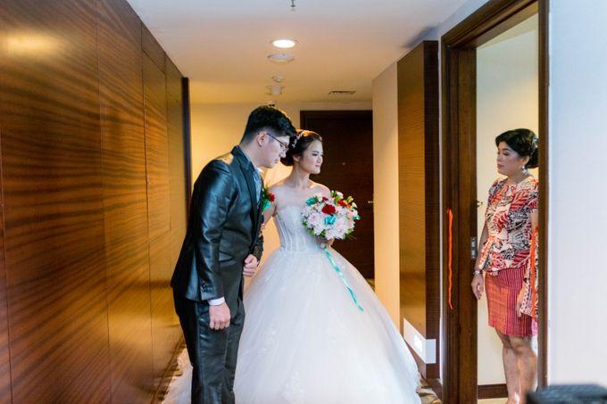 Liputan pernikahan Irfan by Weddingscape - 037