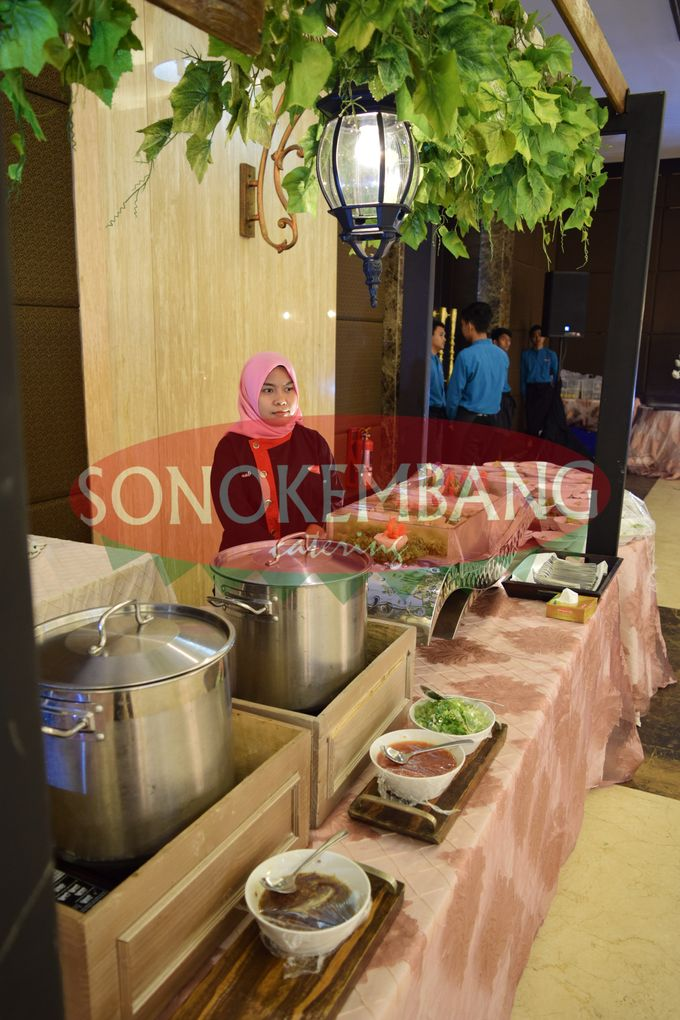 Wedding of Resti & Agit by Sonokembang Catering - 006