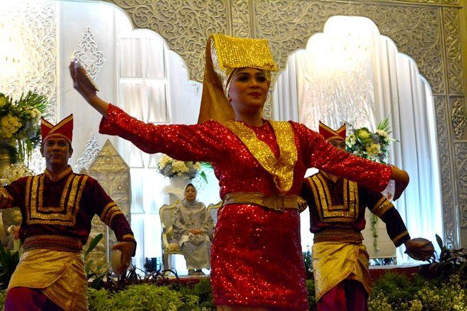 Pernikahan Fita dan Andika by Bubah Alfian Make Up Artist - 011