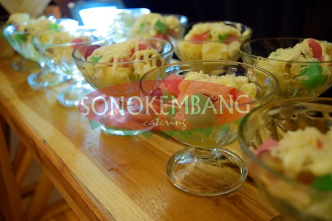 Wedding of Resti & Agit by Sonokembang Catering - 007