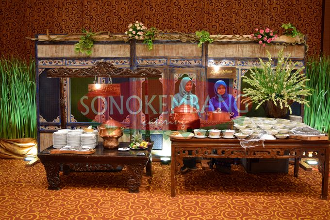 Wedding of Pinka & Fikri by Sonokembang Catering - 002