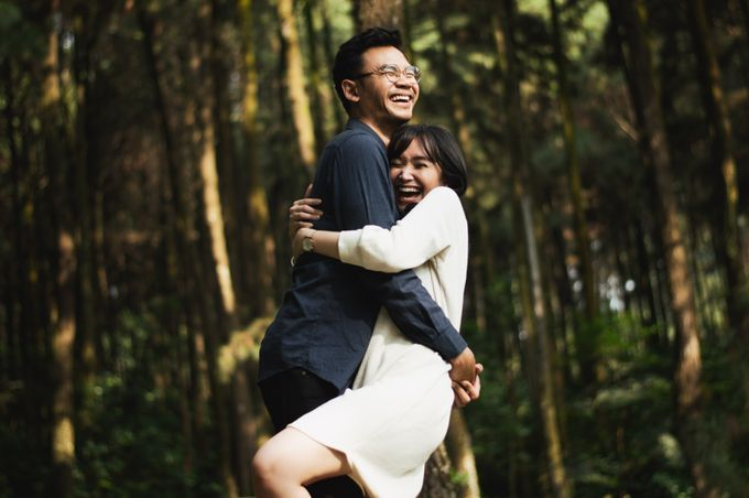The Pre-Wedding of Amiko & Rizal by EdgeLight Production - 001