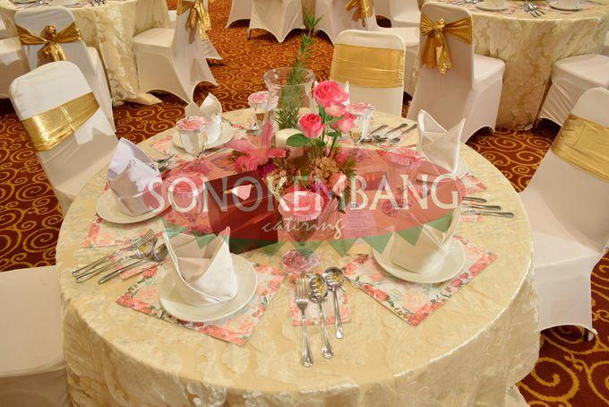 Wedding of Pinka & Fikri by Sonokembang Catering - 004