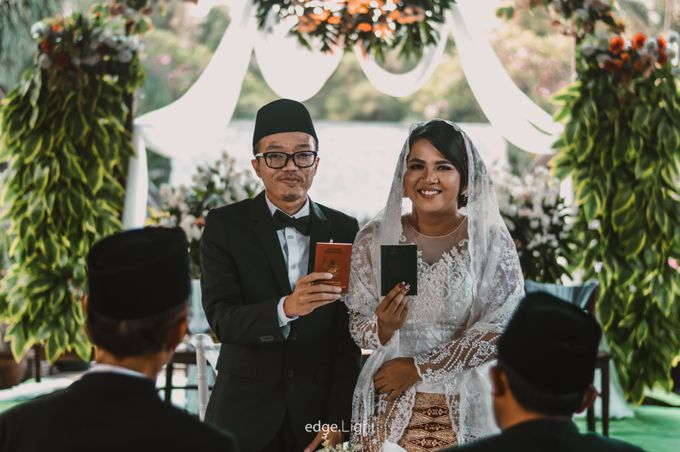 The Wedding of Ririn & Rizky by EdgeLight Production - 007