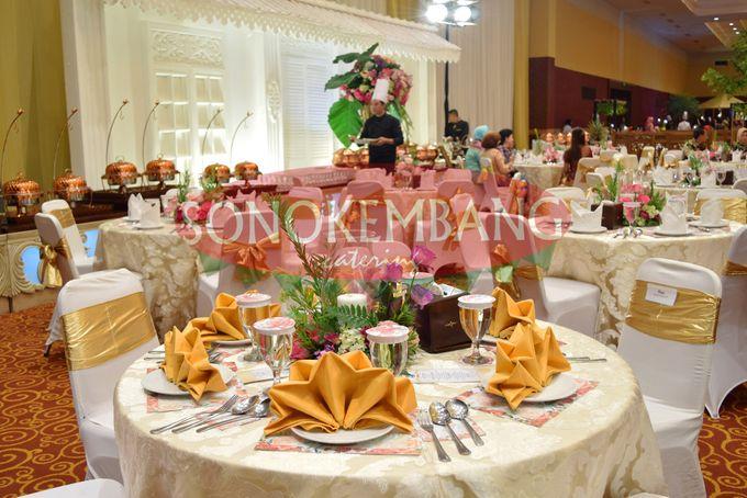 Wedding of Pinka & Fikri by Sonokembang Catering - 006