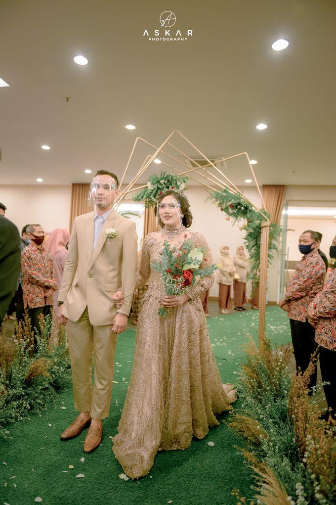 The Wedding of Marini & Mais di HOM Metland, Tambun by Decor Everywhere - 034