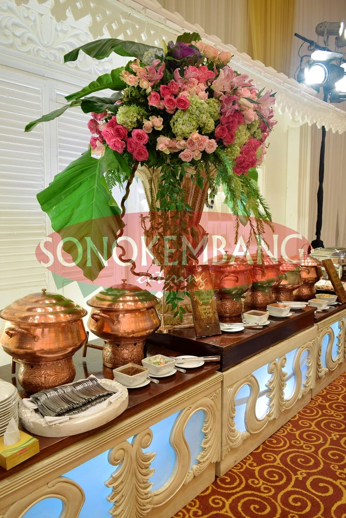 Wedding of Pinka & Fikri by Sonokembang Catering - 007