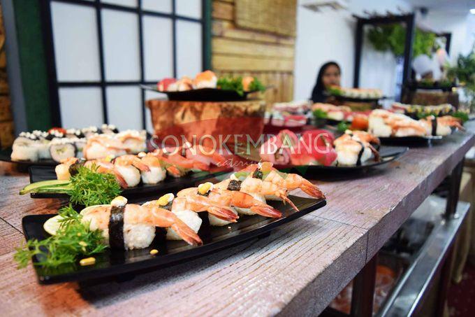 Wedding of Matt & Mira by Sonokembang Catering - 004
