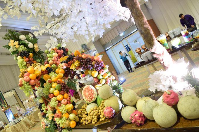 Wedding of Caroline & Ivan by Sonokembang Catering - 004