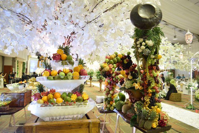 Wedding of Caroline & Ivan by Sonokembang Catering - 005