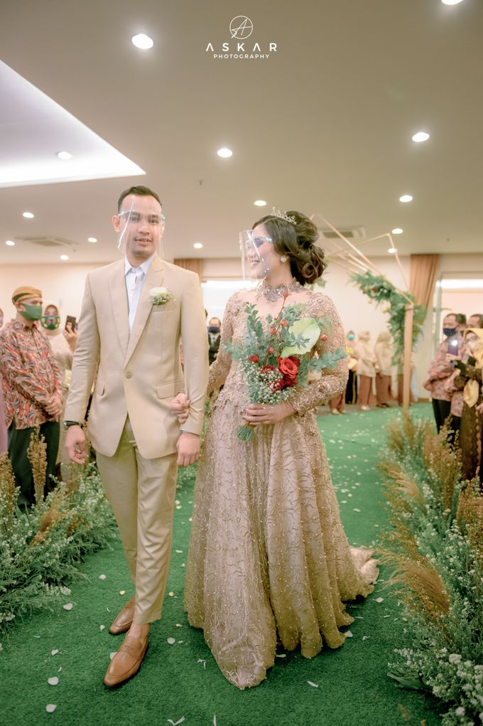 The Wedding of Marini & Mais di HOM Metland, Tambun by Decor Everywhere - 031