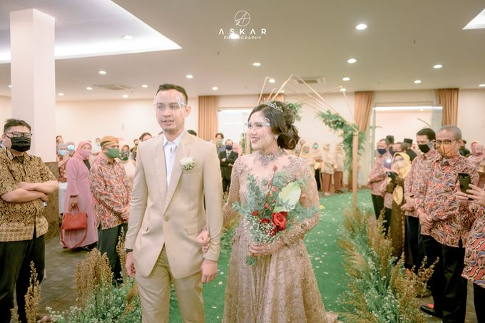 The Wedding of Marini & Mais di HOM Metland, Tambun by Decor Everywhere - 033