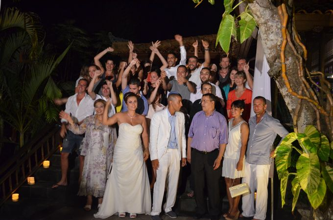 Sabrina & Nabil From France & Tunisia Wedding by Honey Wedding & Event Bali - 003