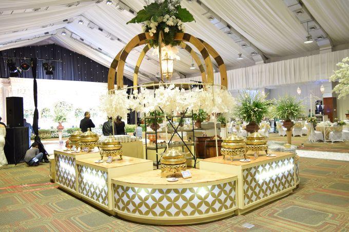 Wedding of Caroline & Ivan by Sonokembang Catering - 006