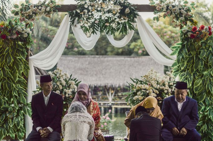 The Wedding of Ririn & Rizky by EdgeLight Production - 009