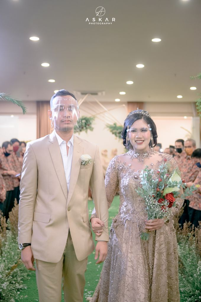 The Wedding of Marini & Mais di HOM Metland, Tambun by Decor Everywhere - 032