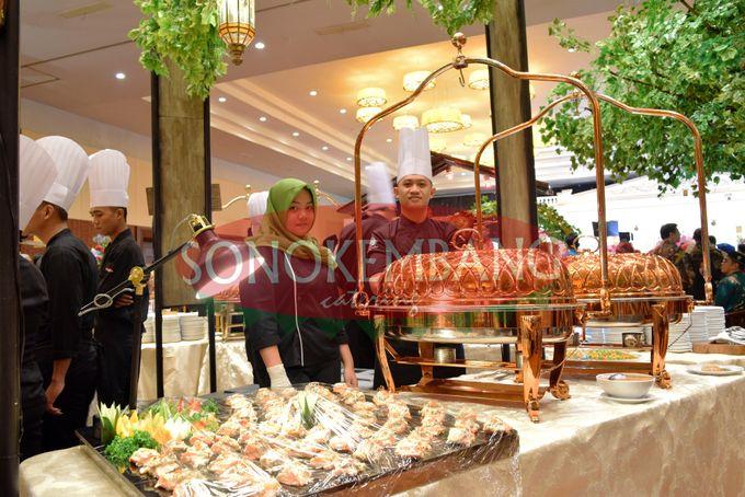 Wedding of Pinka & Fikri by Sonokembang Catering - 009