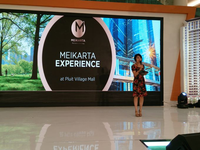 Meikarta Launching Program by MC Mandarin Linda Lin - 001