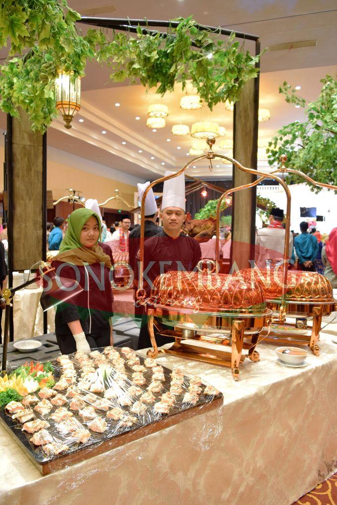 Wedding of Pinka & Fikri by Sonokembang Catering - 010