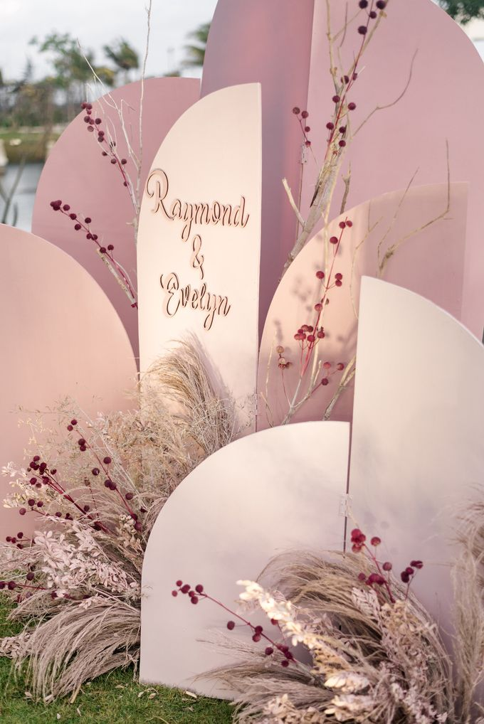 The Wedding of Evelyn & Raymond by Bali Eve Wedding & Event Planner - 032