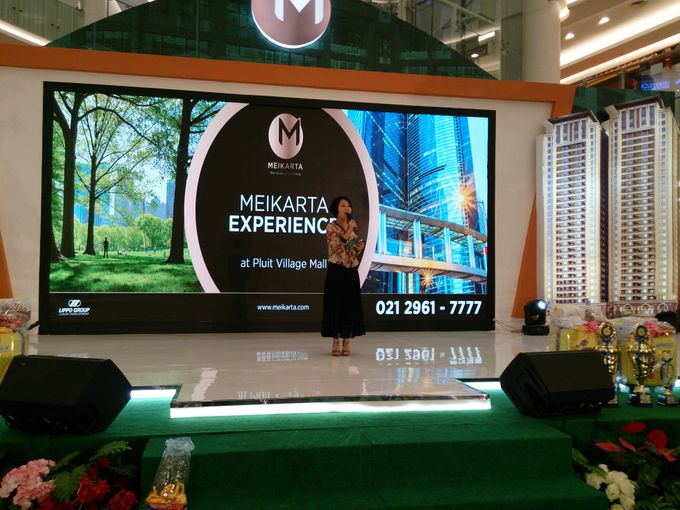 Meikarta Launching Program by MC Mandarin Linda Lin - 003