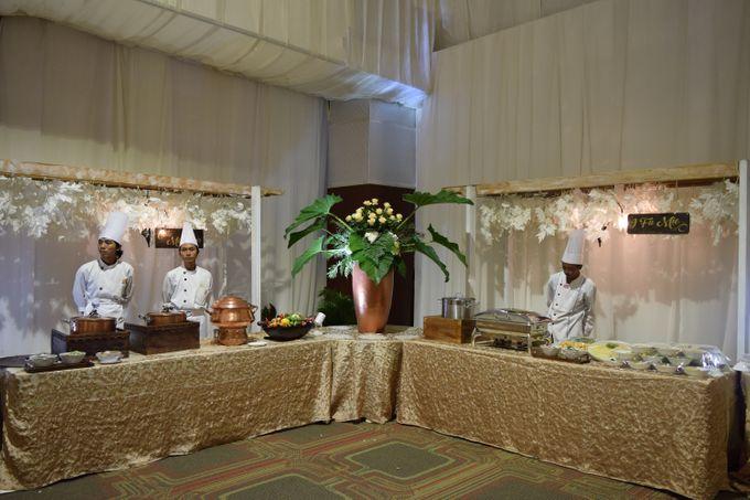 Wedding of Caroline & Ivan by Sonokembang Catering - 008