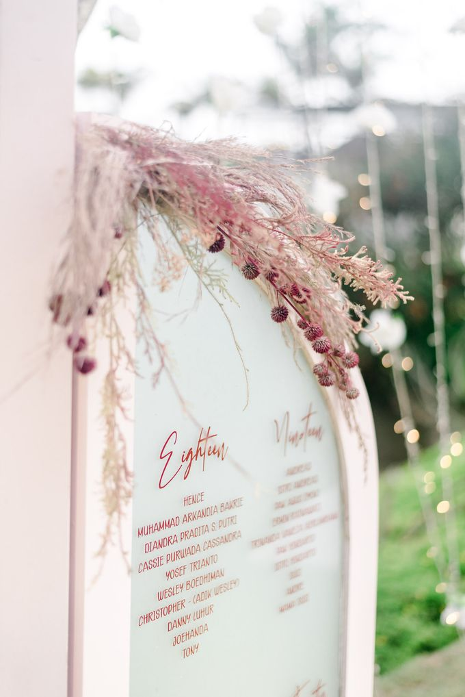 The Wedding of Evelyn & Raymond by Bali Eve Wedding & Event Planner - 033