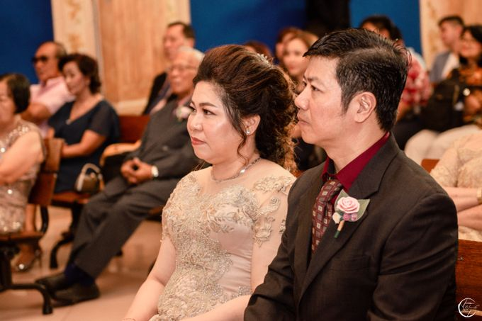 Wedding Day of Hartono & Yessica by House Of Lea Bridal - 039