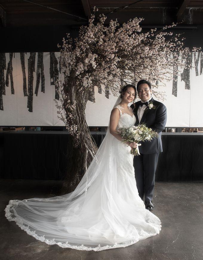 Niseko Wedding in winter by LANDRESS WEDDING - 004