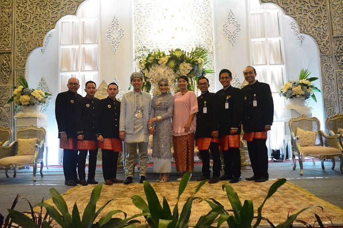 Pernikahan Fita dan Andika by Bubah Alfian Make Up Artist - 017