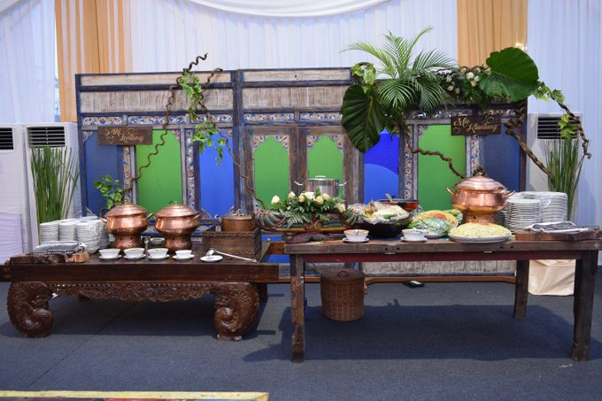 Wedding of Tia & Afif by Sonokembang Catering - 005