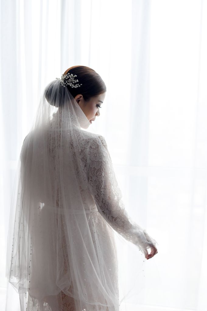The Wedding of  Stephen & Mariska by Bondan Photoworks - 001
