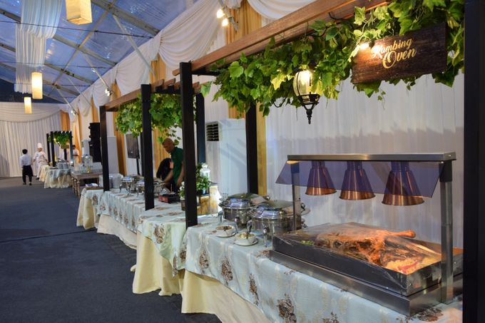 Wedding of Tia & Afif by Sonokembang Catering - 006