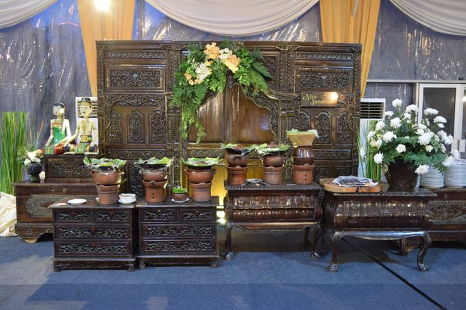 Wedding of Tia & Afif by Sonokembang Catering - 007