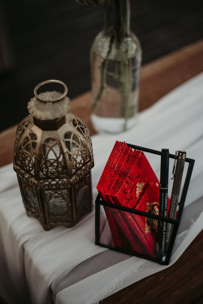 The Wedding of Shane & Cindy by Red Gardenia - 019