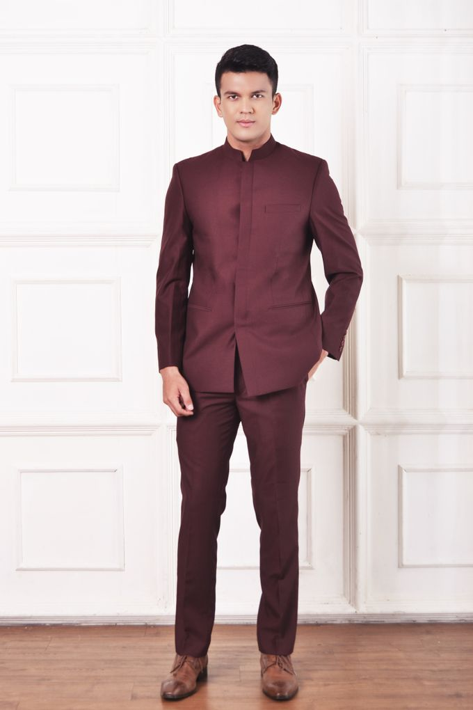 Cheong Sam by ARLO Tailor - 001