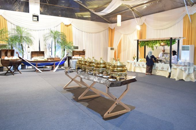 Wedding of Tia & Afif by Sonokembang Catering - 009