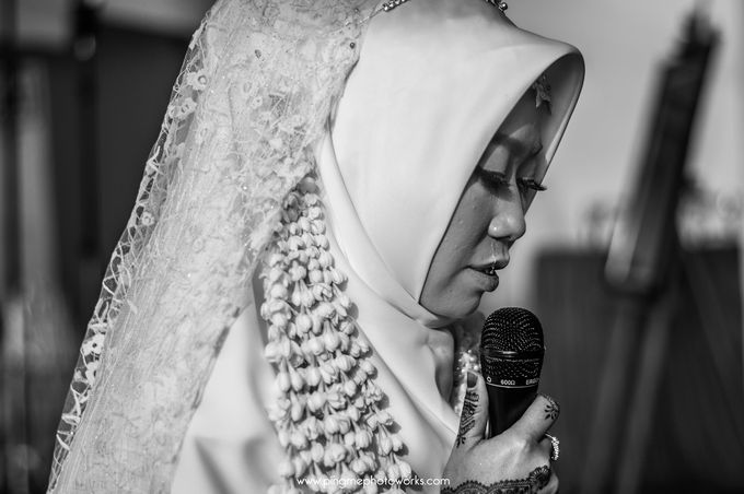 Wedding Day Of Wikha & Tony by PING Me Photoworks - 004