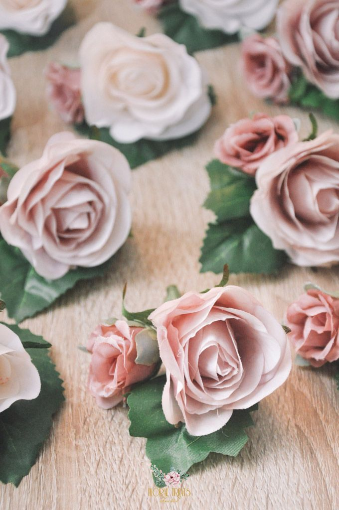 Corsages & Hand Corsages for Erdick Stephanie Wedding by Floral Treats - 016