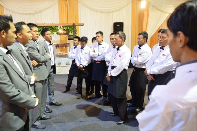 Wedding of Tia & Afif by Sonokembang Catering - 011