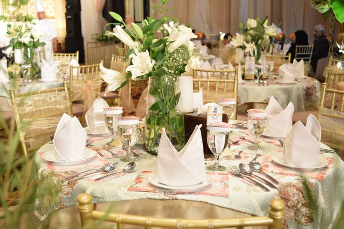 Wedding of Tia & Afif by Sonokembang Catering - 012