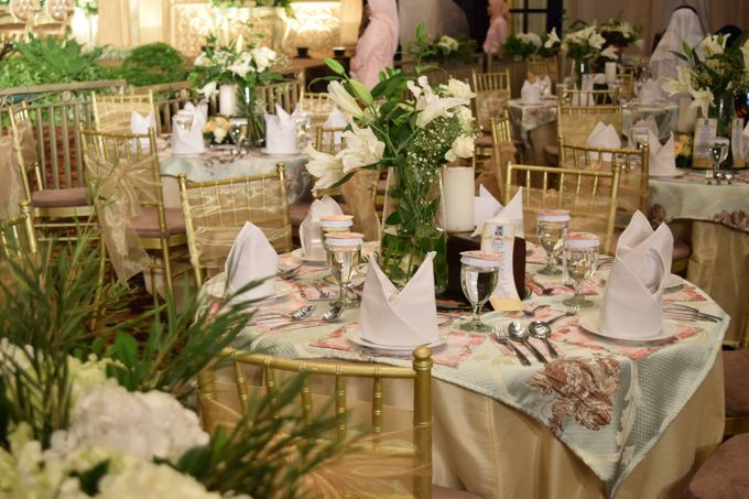 Wedding of Tia & Afif by Sonokembang Catering - 013
